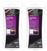 2 Kits of 3M Door Edge Paint Protection Film #8582 Each Kit Includes Two (2) 90cm Door Edge Strips