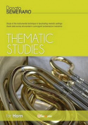 Thematic Studies for Horn [ITA]