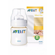 Avent Baby Bottle with Anticolic Valve no Bisphenol 125 ml 0m+