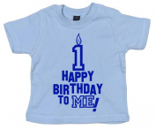 IiE, Happy Birthday tomE! 1 year old, Baby Unisex Boy Girl T-shirt