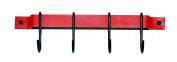 30cm Red Utensil Rack by Rogar