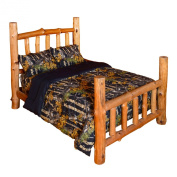 THE WOODS Premium Microfiber CAMO Comforter