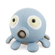 Zuny Cicci Series Octopus Blue Animal Bookend