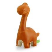 Zuny Brontosaurus Rano Tan Animal Paperweight