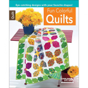 Leisure Arts Fun Colourful Quilts