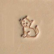 Tandy Leather Craftool Kitten Stamp E671 66671