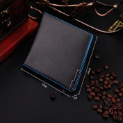 WensLTD Hotsale! Men Bifold Business Leather Wallet Card Holder
