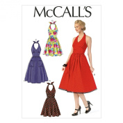 McCall's Patterns M7157 Misses' Dresses Sewing Template, A5