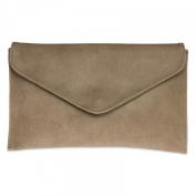 CASPAR TA310 Womens Envelope Clutch