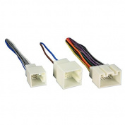 Metra 70-5700 Radio Wiring Harness for Ford Prem Snd 98-Up Power/4 Speaker CustomerPackageType