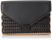 LOEFFLER RANDALL Lock Clutch Cross-Body Bag