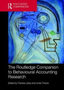 The Routledge Companion to Behavioral Research in Accounting