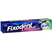 PACK OF 3 EACH FIXODENT PLUS SCOPE ADHESIVE 60ml PT#7666030051