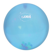 LUDI Rattle Ball (Blue)