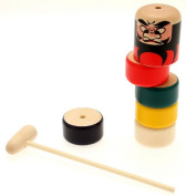 Daruma Otoshi Japanese Folk Craft Game