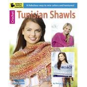 Leisure Arts Tunisian Shawls