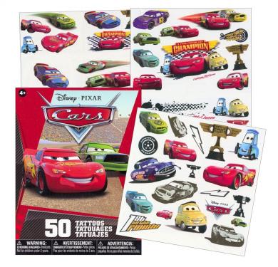 Disney/Pixar Tattoos ~ Over 50 Tattoos (Disney Cars)
