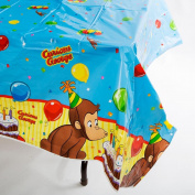 Curious George Tablecover