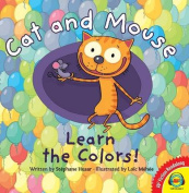 Cat and Mouse Learn the Colors!