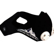 Elevation High Altitude Simulation Training Mask 2.0 - Large Black