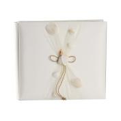 Ivy Lane Design Seashore Photo/Scrapbook Album, 20cm by 20cm