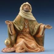 Fontanini 13cm King Balthazar Christmas Nativity Figurine #72189