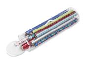 Whitmor 6044-4924 Gift Wrap Organiser, Clear