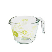 Pyrex 1 Cup Anniversary Measuring Cup - GREEN
