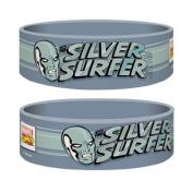 The Silver Surfer - Marvel Comics - Rubber Wristband / Bracelet