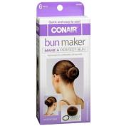 Conair Bun Maker Set - 3 Sets