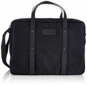 Porsche Design Cargon 2.5 Briefbag M2, Mens Top-handle Bags, Blue (Dark Blue 402), 40x30x11 cm