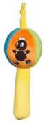 Our Little Sandman and Friends 656178 Baby Range Squeaky Rattle Pittiplatsch