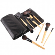 Sanwood 32Pcs Makeup Brushes Cosmetic Brush Tool Kit Set