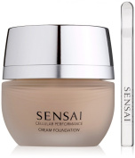 Sensai Cellular Performance Cream Foundation Number CF22, Natural Beige 30 ml