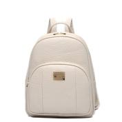 FAIRYSAN Women Ladies College Style Leather Backpack Casual Travel Daypack Rucksack Girls Fashion School Bag