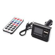 JaneDream External Extension Modulation Adapter.8in1 CAR MP3 PLAYER FM MODULATOR