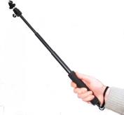 PROtastic Deluxe Telescopic Selfie Pole / Monopod for GoPro Hero and SJCAM Action Cameras