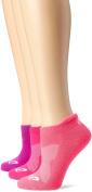 ASICS Women's Cushion Low Cut Sock