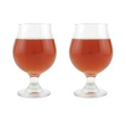 Libbey Belgian Beer Glass - 470ml, Set of 2