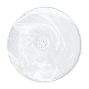 Kosta Boda Mine, Plate White