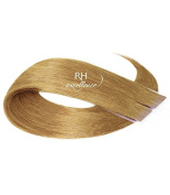 Adhesive Strips 50 cm Smooth Natural Hair Extensions