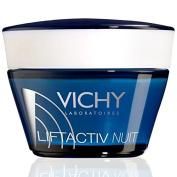 Vichy Liftactiv Derm Source Night Dry Skin 50ml Rhamnose Anti-wrinkle