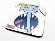 Adventure Time Ice King Face Coaster 10 x 10 cm