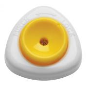 Premier Housewares Egg Piercer, White/ Yellow
