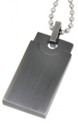 Pendant Stainless Steel Identification Tag