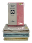 Double Bed Cotton Jersey Fitted Sheet - Colour