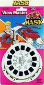 ViewMaster presents MASK, (Mobile Armoured Strike Kommand) 3 Reel Set