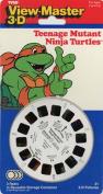 ViewMaster - Teenage Mutant Ninja Turtles - 3 Reels on Card