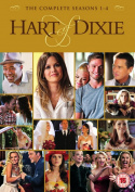 Hart of Dixie: Seasons 1-4 [Region 2]