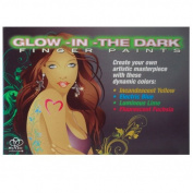 Body Paint Glow in the Dark